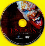 Lost Boys 2: The Tribe (2008) R1 DVD Label