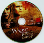 Wrong Turn 2: Dead End (2007) R2 German Label