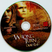 Wrong Turn 2: Dead End (2007) R2 German Label