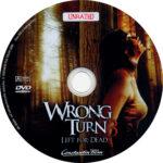 Wrong Turn 3: Left for Dead (2009) R2 German Label