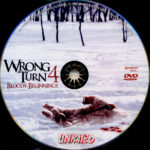 Wrong Turn 4: Bloody Beginnings (2011) R2 German Label