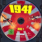 1941 - Wo bitte geht's nach Hollywood (1979) R2 German Labels