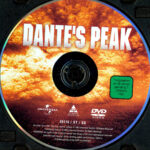 Dante's Peak (1997) R2 German Label