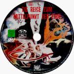 Die Reise zum Mittelpunkt der Erde (1959) R2 German Label