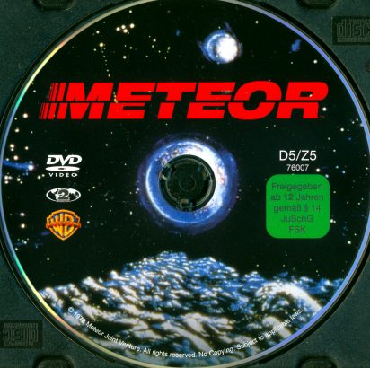 Meteor (1979) R2 German Label