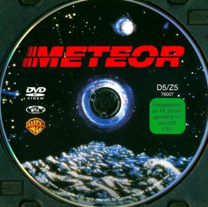 Meteor (1979) R2 German Label