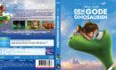 The Good Dinosaur (2015) R2 Blu-Ray Swedish Cover