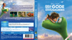 The Good Dinosaur (2015) R2 Blu-Ray Swedish Cover