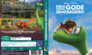 The Good Dinosaur (2015) R2 DVD Swedish Cover