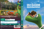 The Good Dinosaur (2015) R2 DVD Swedish Cover