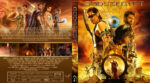 Gods of Egypt (2016) R2 German Custom Blu-Ray Cover & label