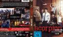 Scorpion: Staffel 1 (2016) R2 German Custom Cover & labels