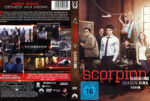 Scorpion: Staffel 1 (2016) R2 German Custom Cover & labels