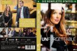 Unforgettable: Staffel 4 (2016) R2 German Custom Cover & labels