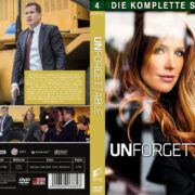 Unforgettable: Staffel 4 (2016) R2 German Custom Cover & labels