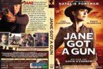 Jane got a Gun (2016) R2 GERMAN Custom Cover