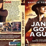 Jane got a Gun (2016) R2 GERMAN Custom Cover