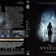 The Witch (2016) R2 GERMAN Custom Cover