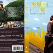 Verrückt nach Dir (2010) R2 German Custom Cover & label