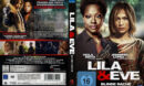 Lila & Eve Blinde Rache (2014) R2 German Custom Cover & label