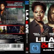 Lila & Eve Blinde Rache (2014) R2 German Custom Cover & label