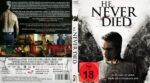 He Never Died (2015) R2 German Blu-Ray Covers & label