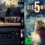 Die 5. Welle (2015) R2 German Custom Covers & label