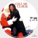 Call Me Claus (2001) R1 Custom Label