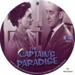 The Captain's Paradise (1953) R1 Custom Label