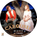 Carousel (1956) R1 Custom Label