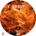 Carrie (1976) R1 Custom Label