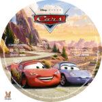 Cars (2006) R1 Custom Labels