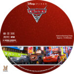 Cars 2 (2011) R1 Custom Labels