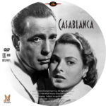 Casablanca (1943) R1 Custom Labels