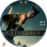Catwoman (2005) R1 Custom Label