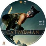 Catwoman (2005) R1 Custom Label
