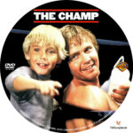 The Champ (1973) R1 Custom Label