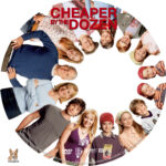 Cheaper By the Dozen (2004) R1 Custom Labels