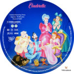 Cinderella (1950) R1 Custom Label