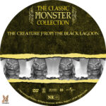 The Creature from the Black Lagoon (1954) R1 Custom Label