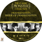 Frankenstein / Bride of Frankenstein (1931-1935) R1 Custom Label