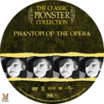 Phantom of the Opera (1943) R1 Custom Label