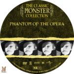 Phantom of the Opera (1943) R1 Custom Label