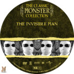 The Invisible Man (1933) R1 Custom Label
