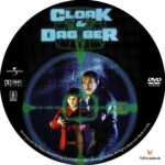Cloak & Dagger (1984) R1 Custom Label