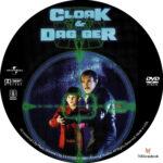 Cloak & Dagger (1984) R1 Custom Label