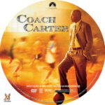 Coach Carter (2005) R1 Custom Label