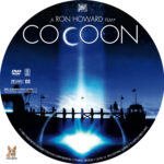 Cocoon (1985) R1 Custom Label