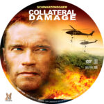 Collateral Damage (2002) R1 Custom Label