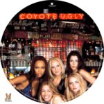 Coyote Ugly (2000) R1 Custom Label